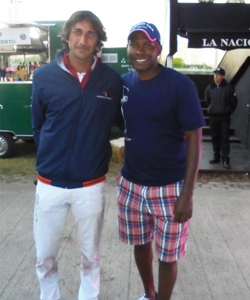 Ignacio Novilla Estrada and Jamie Demericas