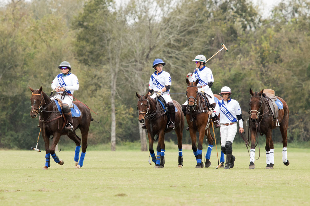 Texas SBA Midland Polo Team