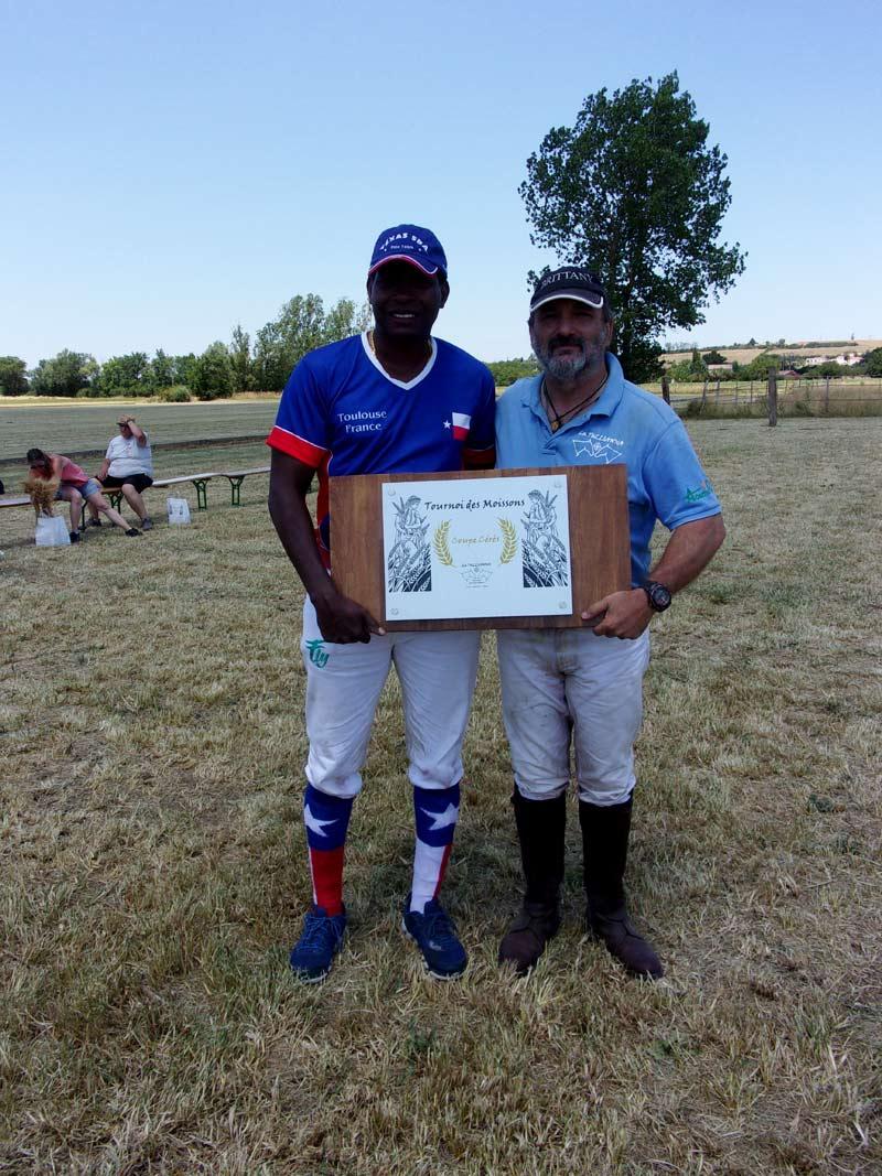 Texas SBA Polo Team Win @ Coupe Du Vignoble 2019 Bordeaux France