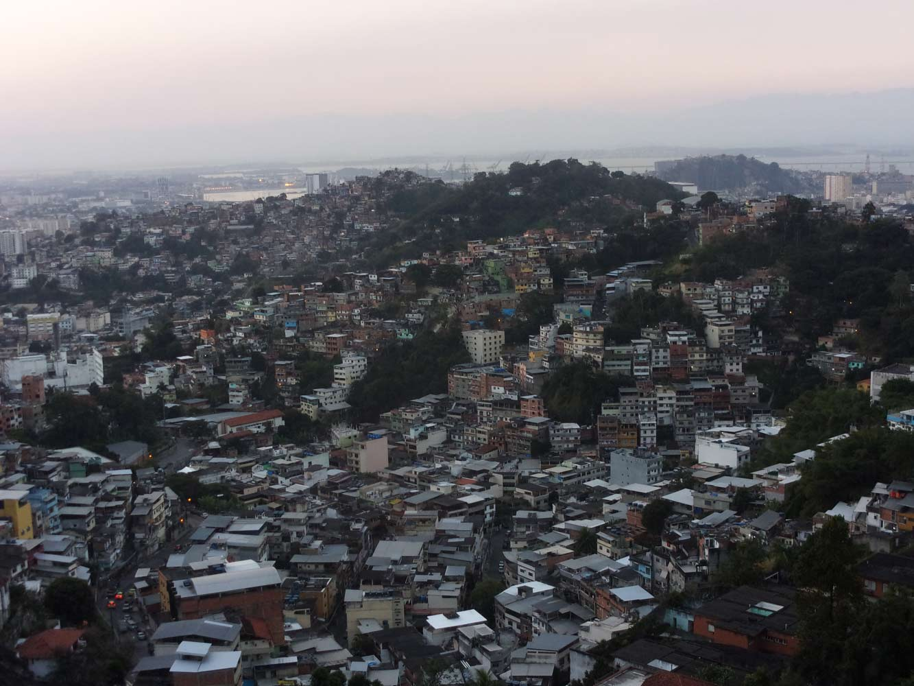 Rio de Janiero Housing