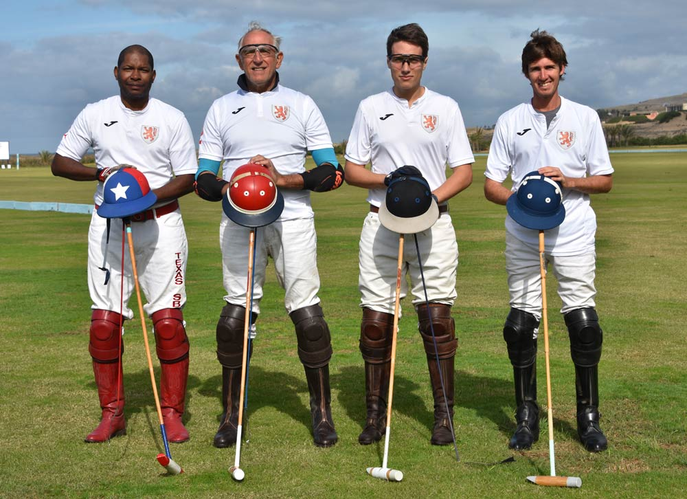 Jamie Demericas & Mousquetaires Polo Team @ PGH La Palmeraie Polo Club