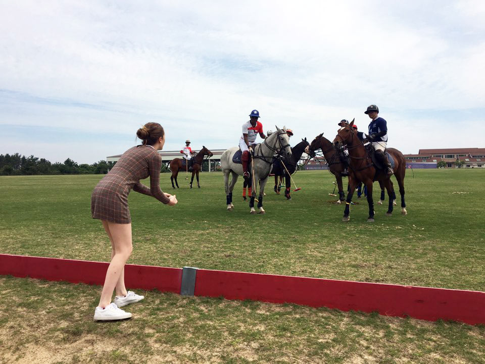 Korea Polo County Club, Texas SBA Polo Team, Jamie Demericas, J.B. Lee, Texas Small Business Association