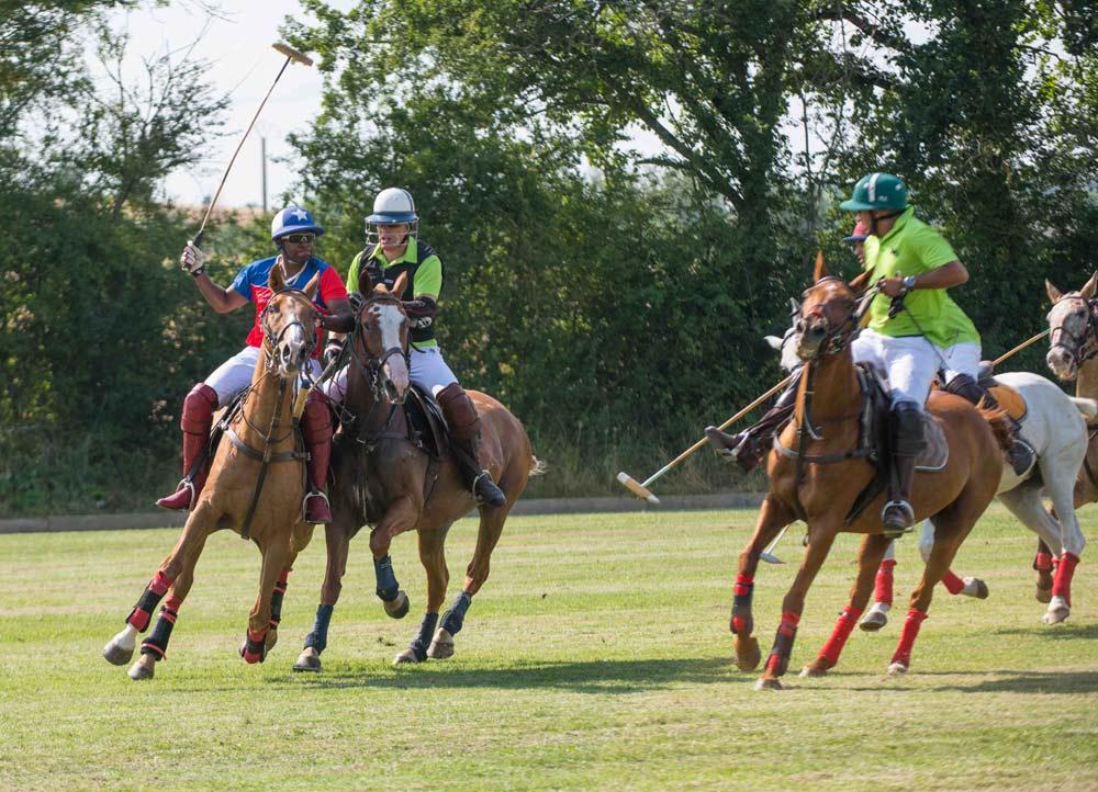 Texas SBA Polo Team @ Cambridge County Polo Club